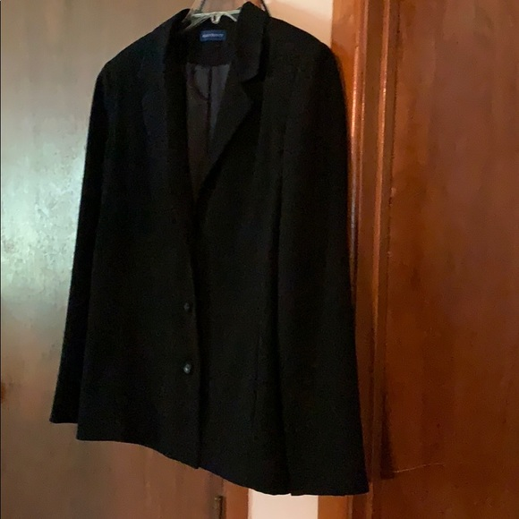 Women's Black Dress Jacket